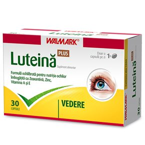 Luteină Plus 20 mg